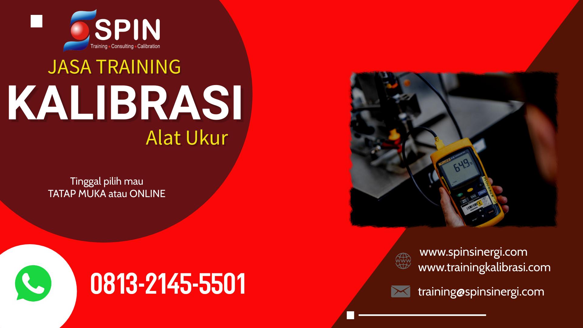 Jasa Training Kalibrasi