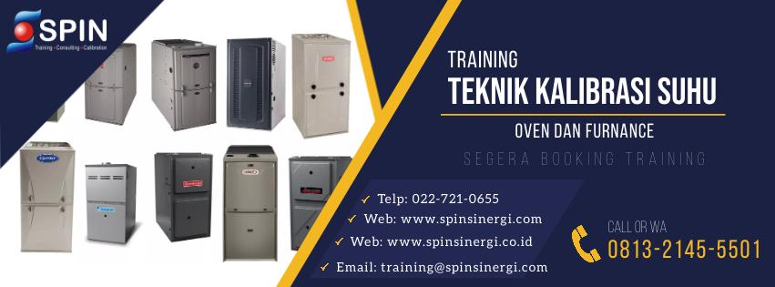 Training Teknik Kalibrasi Suhu Oven & Furnance